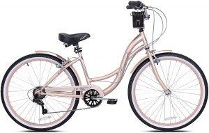 "Kent 26"" Bayside Women's Cruiser Bike"